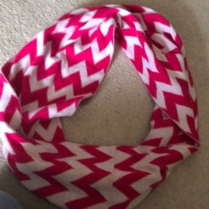 Infenty nw scarf cute wmns pink white warm